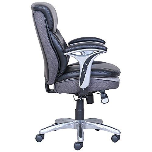 Serta R Smart Layers Tm Verona Manager Chair Black